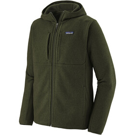 Patagonia Lightweight Better Sweater Felpa Uomo, verde